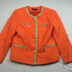 Jones New York Blazer Jacket Coat Top